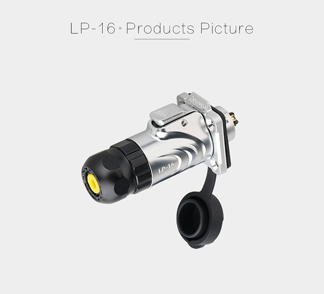 3 Pin  Ip67 Panel Mount Connector Include Solar Panel Male Plug And Female Panel Mount Socket  Solar System Supply